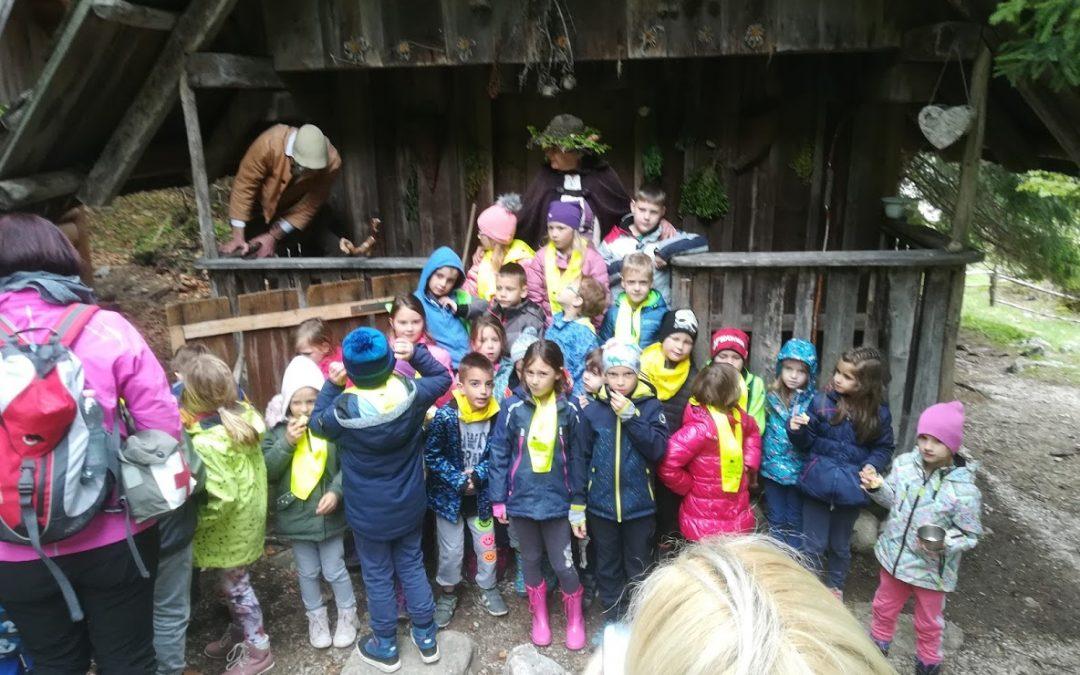 Prvošolci v Kekčevi deželi