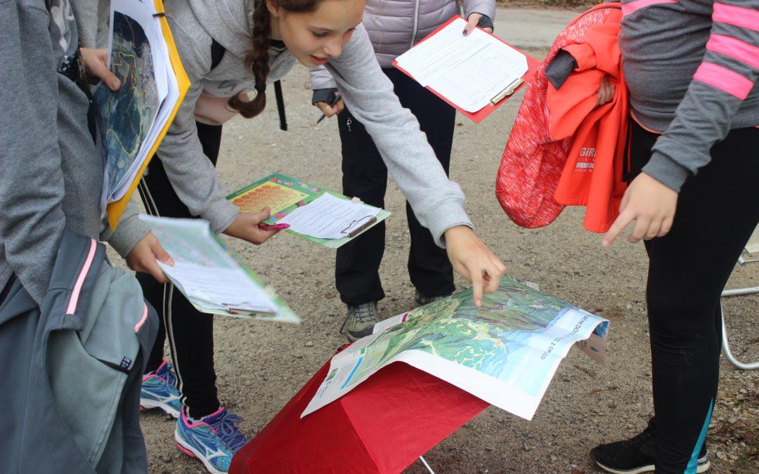 Orientacijski pohod v Dolenjskih Toplicah