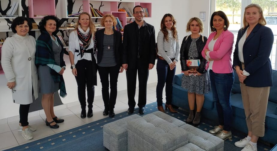 Erasmus+ projekt STRIVE