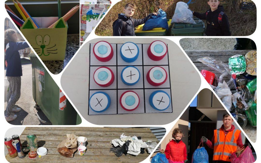 Naravoslovni dan, 9. 4. 2012: Ravnanje z odpadki