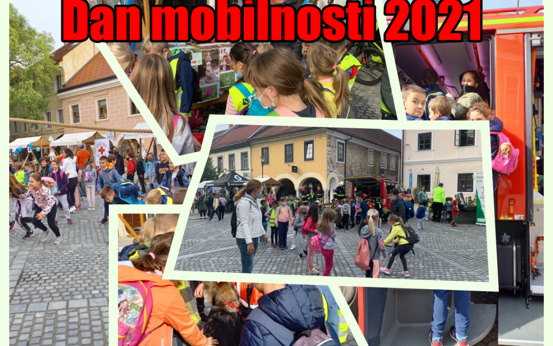 Dan mobilnosti 2021