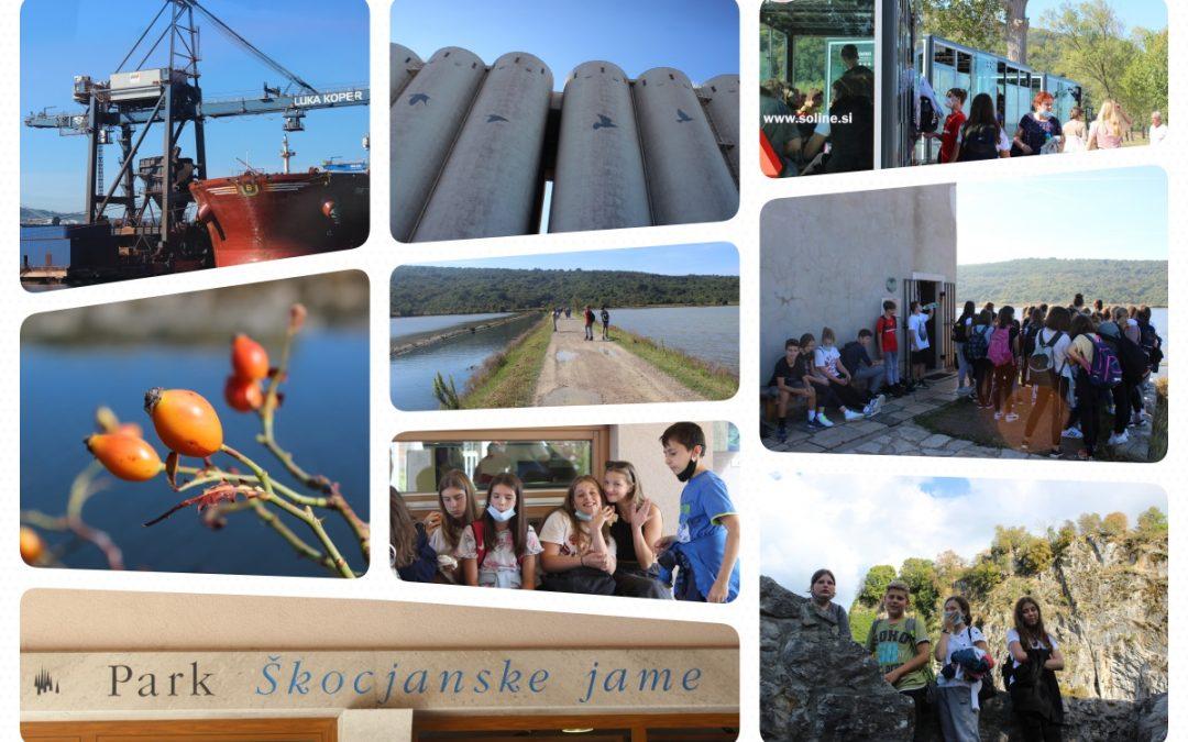 Ekskurzija 8: Naravna in kulturna dediščina Primorskih pokrajin